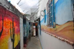 Habitacion al aire libre compartida con Hamacas  photo 6443555