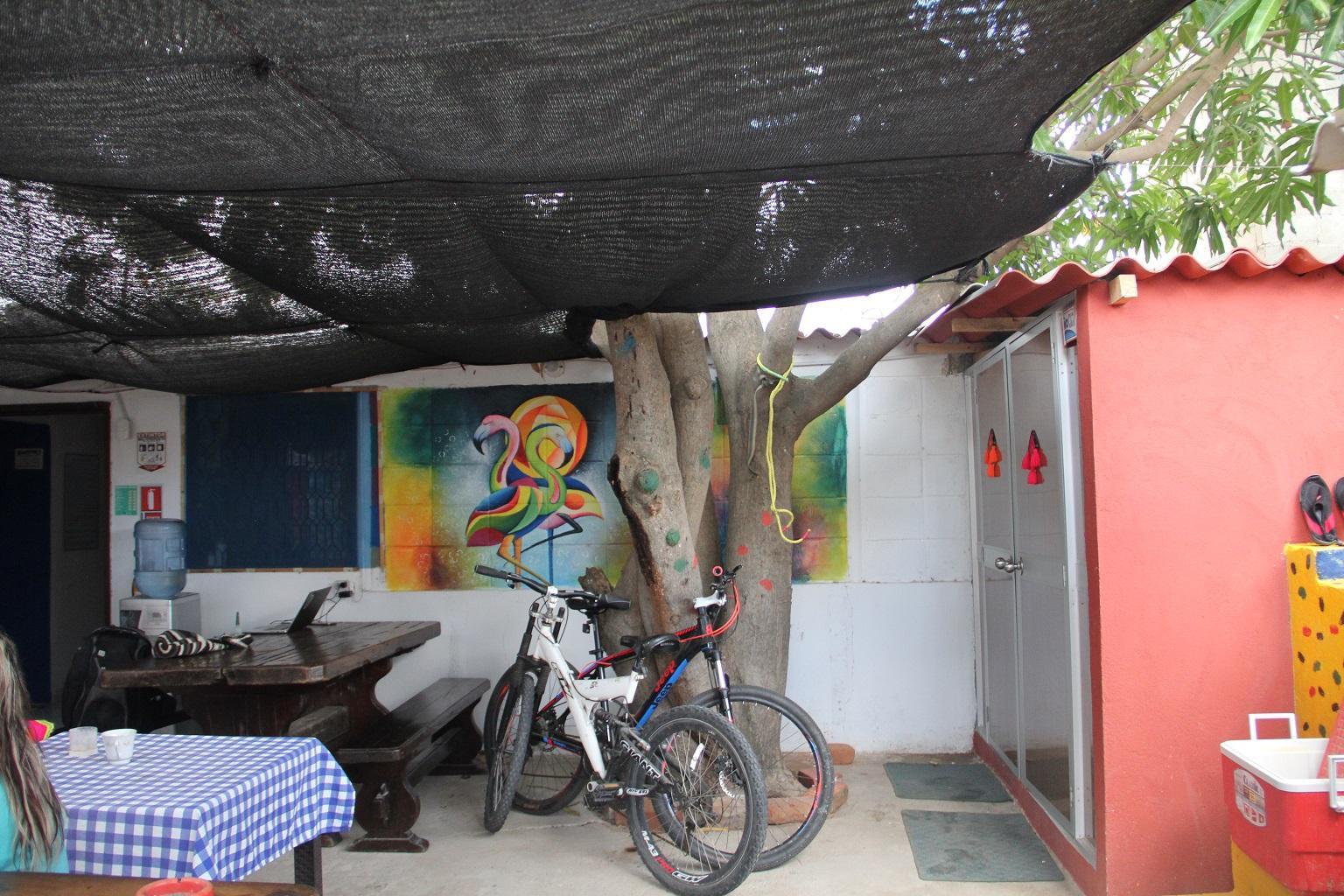 Habitacion al aire libre compartida con Hamacas  photo 6382352