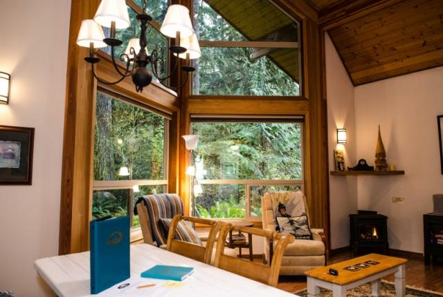 Mt. Baker Lodging  Cabin #4 – HOT TUB, BBQ, PETS OK, SLEEPS-5! photo 59206