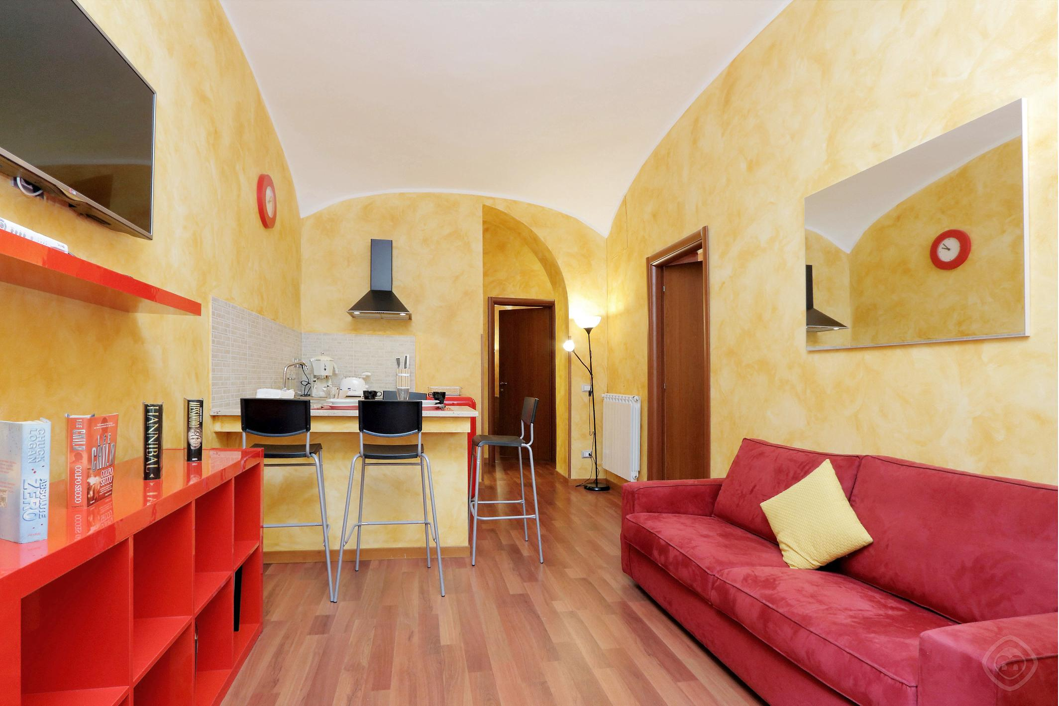 LuckyDomus Esquilino apartment Rome photo 31814998