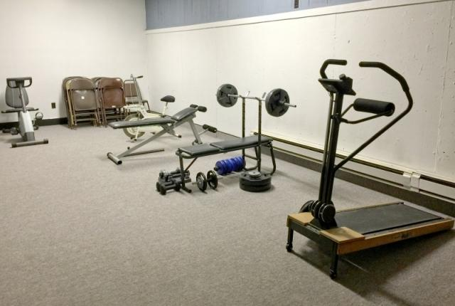 Community Fitness Gym