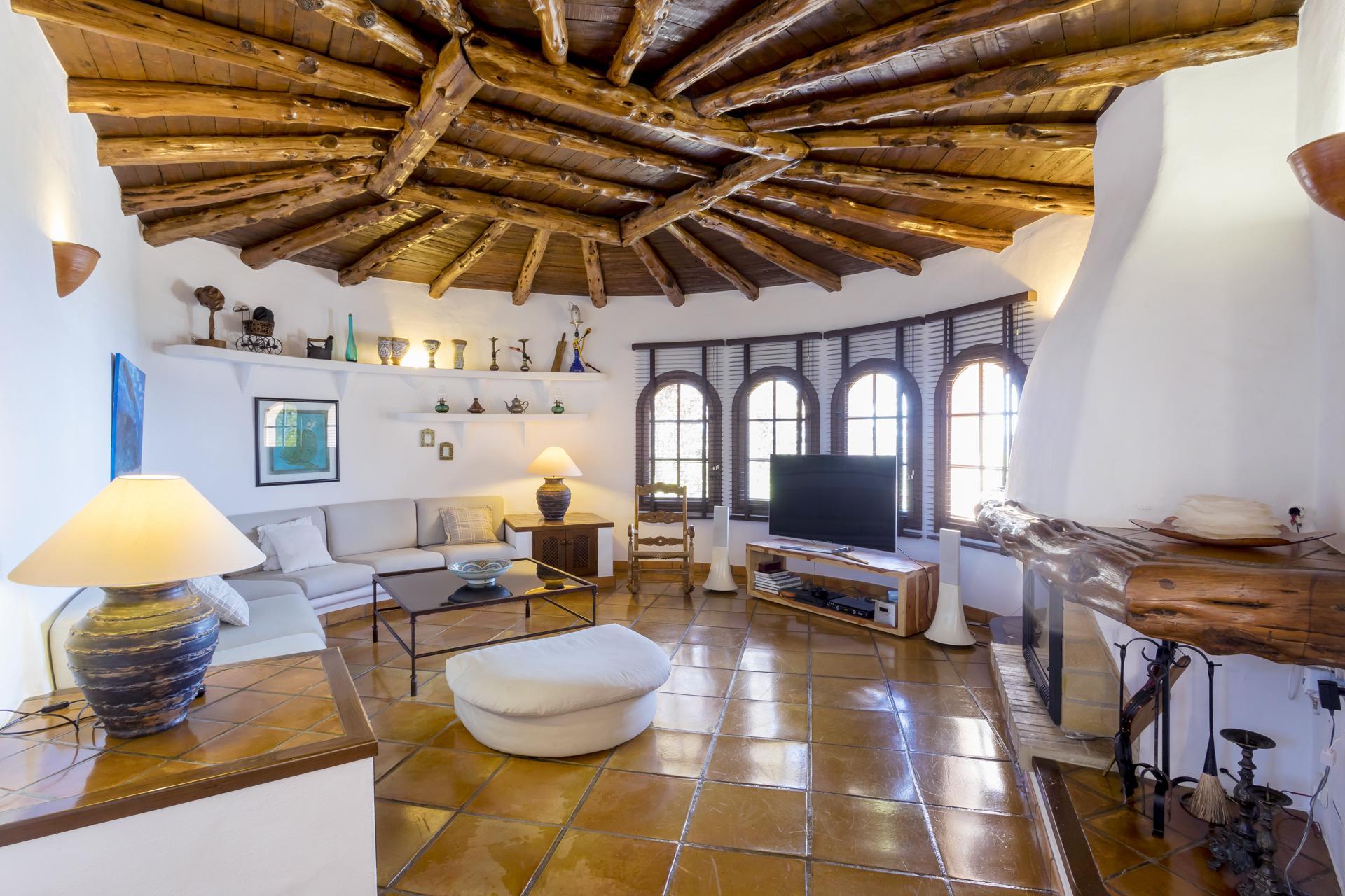 Apartment Villa Cas Berris  Lujo y Vista mar en Es Cubells photo 17812542