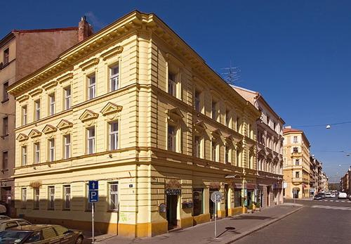 Apartment Cozy Room in the City center of Prague with private bath photo 31595320
