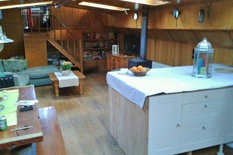 Apartment Authentic ship Vrouwe Johanna photo 992597