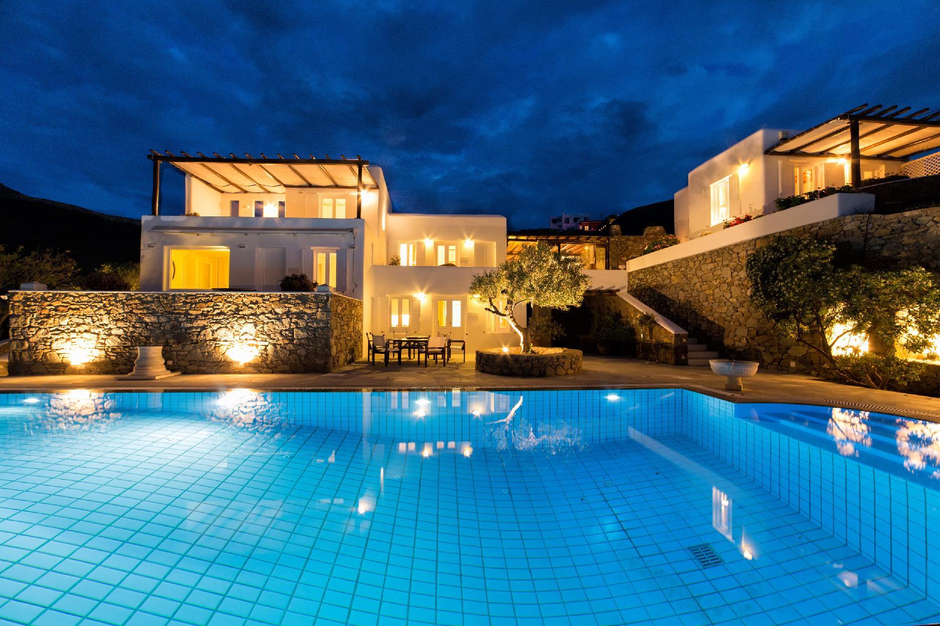 Apartment HOUSE OF THE SUN The Galaxy Mykonos villa photo 1411920