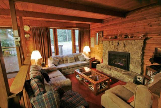 Mt. Baker Lodging Cabin #35 – A/C, PETS OK, DISHWASHER, FIREPLACE, SLEEPS-6! photo 59971