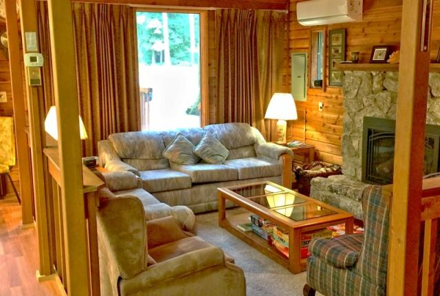 Mt. Baker Lodging Cabin #35 – A/C, PETS OK, DISHWASHER, FIREPLACE, SLEEPS-6! photo 59972