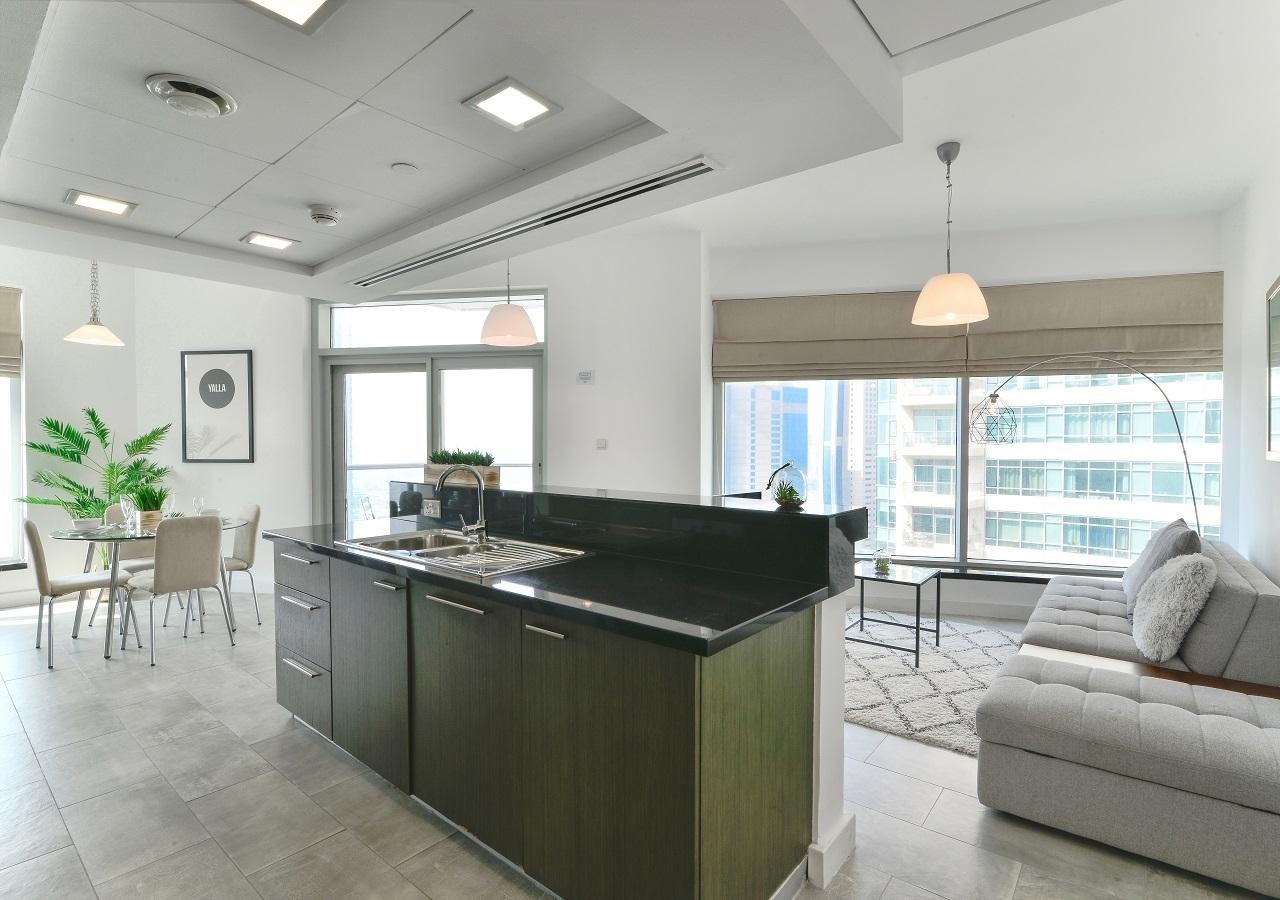 Apartment Nomad  Ease by Emaar    Stylish 1 Bedroom   B    photo 31787359