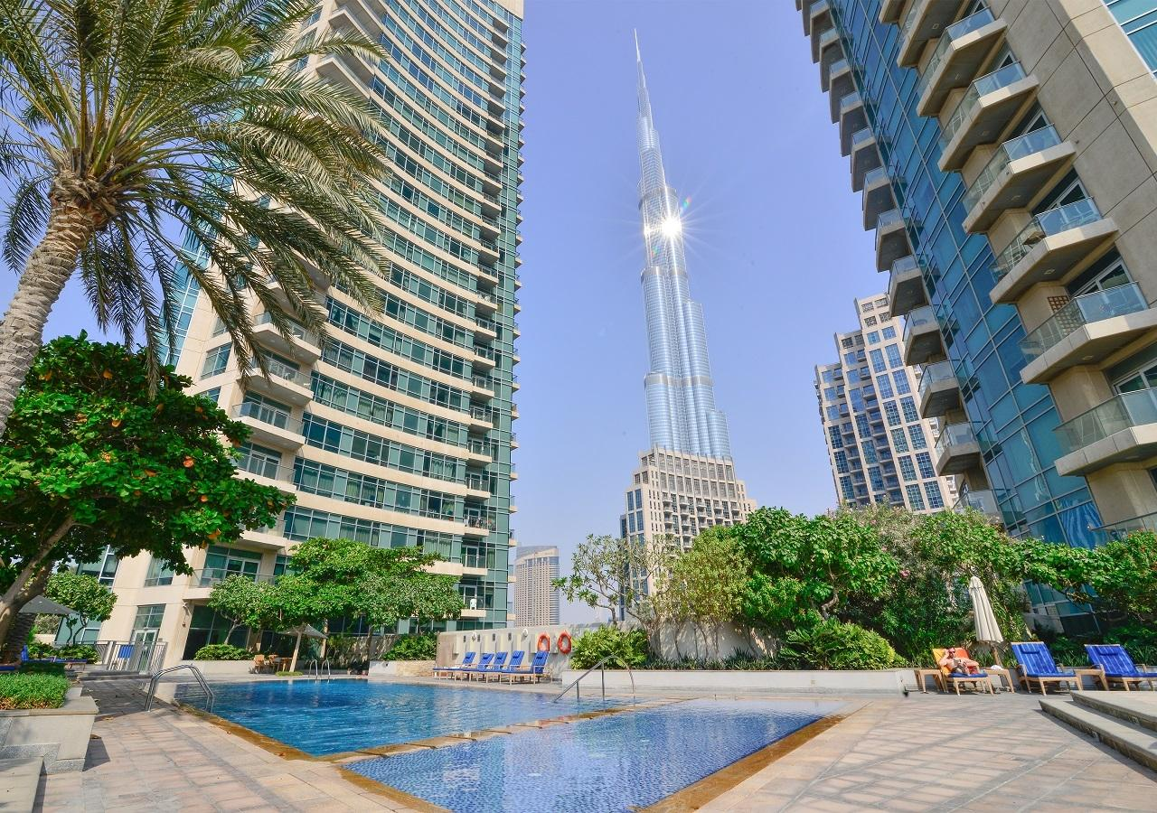 Apartment Nomad  Ease by Emaar    Stylish 1 Bedroom   B    photo 31787370