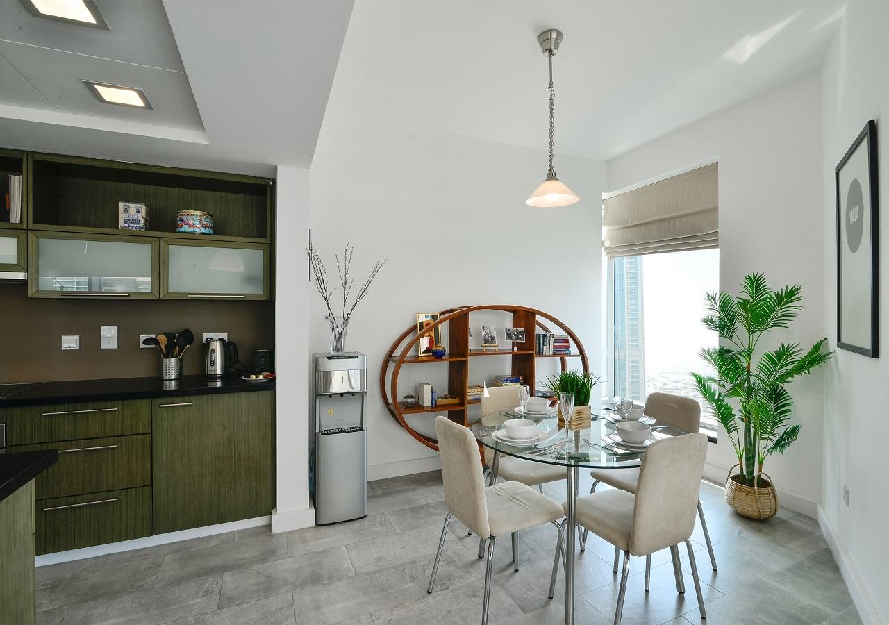 Apartment Nomad  Ease by Emaar    Stylish 1 Bedroom   B    photo 31787356