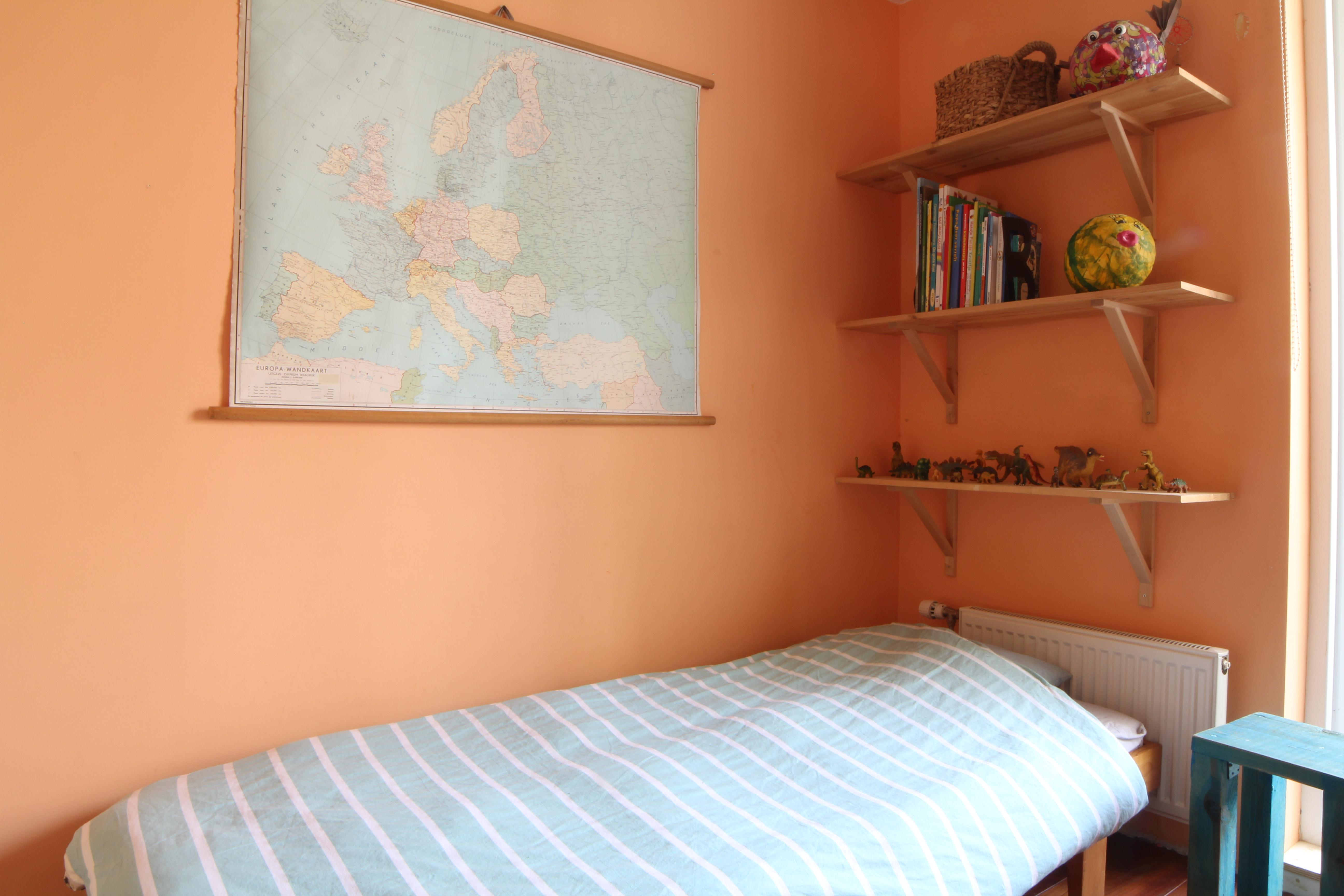 """Amsterdam Double Delight with 3 bedrooms in """"DE PIJP"""" photo 44925"""