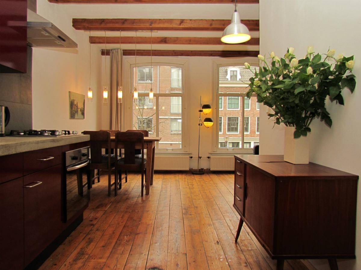 Amsterdam Cosy canal apartment photo 173270
