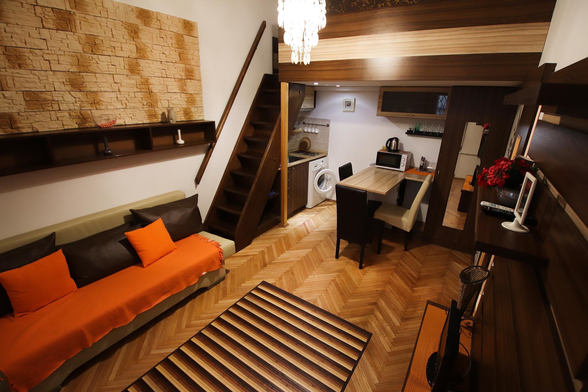 Apartment Vaci Center Romantic Apartment photo 3941424