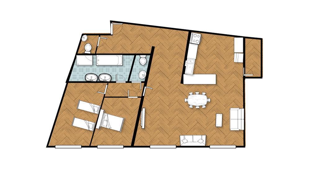 Apartment Opera 503 photo 31625425