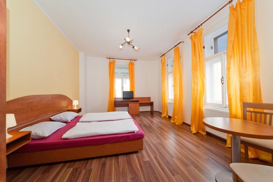 Spacious and cozy apartment in City center of Prague for four people photo 31595340