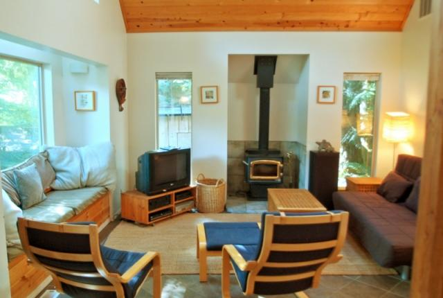 Mt. Baker Lodging Cabin #19 – HOT TUB, SAUNA, BBQ, WIFI, PETS OK, SLEEPS-10! photo 59502