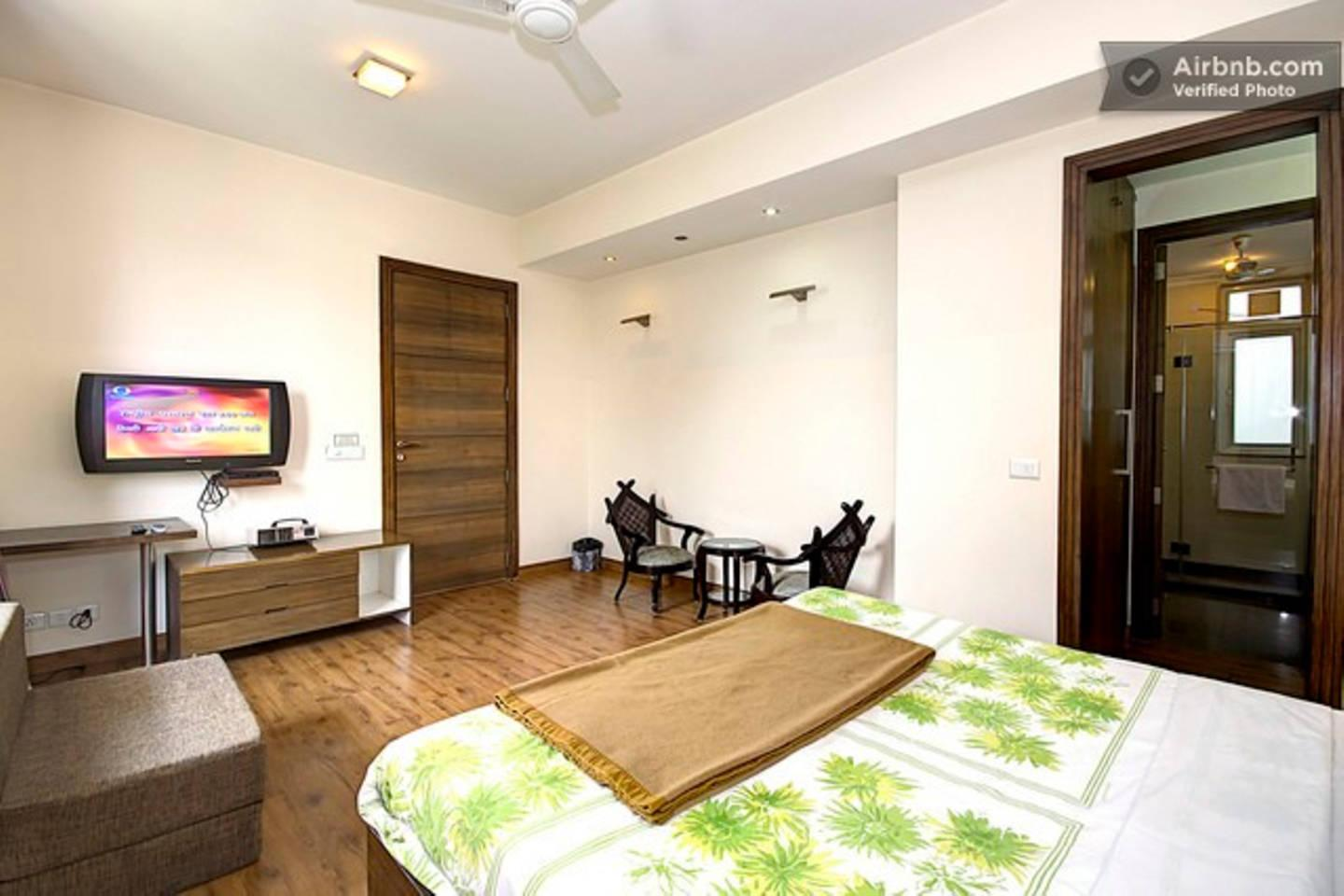 Apartment 2 BHK Serviced Apartment Cyber Park  Perch  photo 31767969