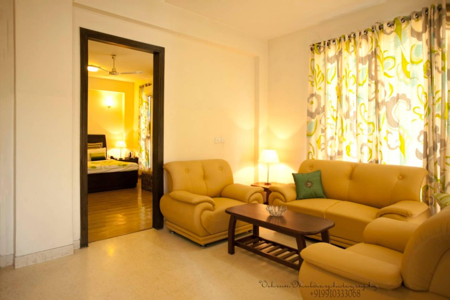 Apartment 2 BHK Serviced Apartment Cyber Park  Perch  photo 31767984