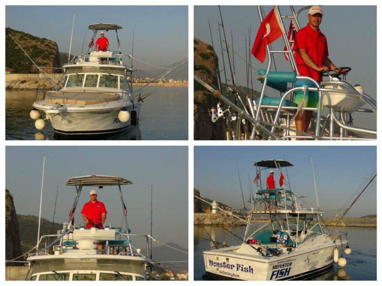 Apartment Professional fishing trip in Alanya photo 4843192