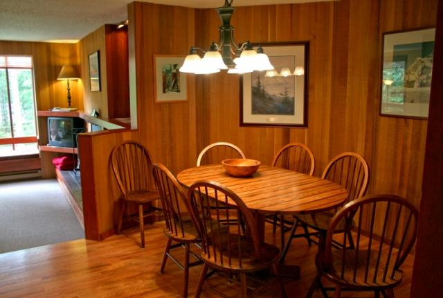 Mt. Baker Lodging Condo #41 – SAUNA, FIREPLACE, WIFI, DISHWASHER, SLEEPS-8! photo 60190