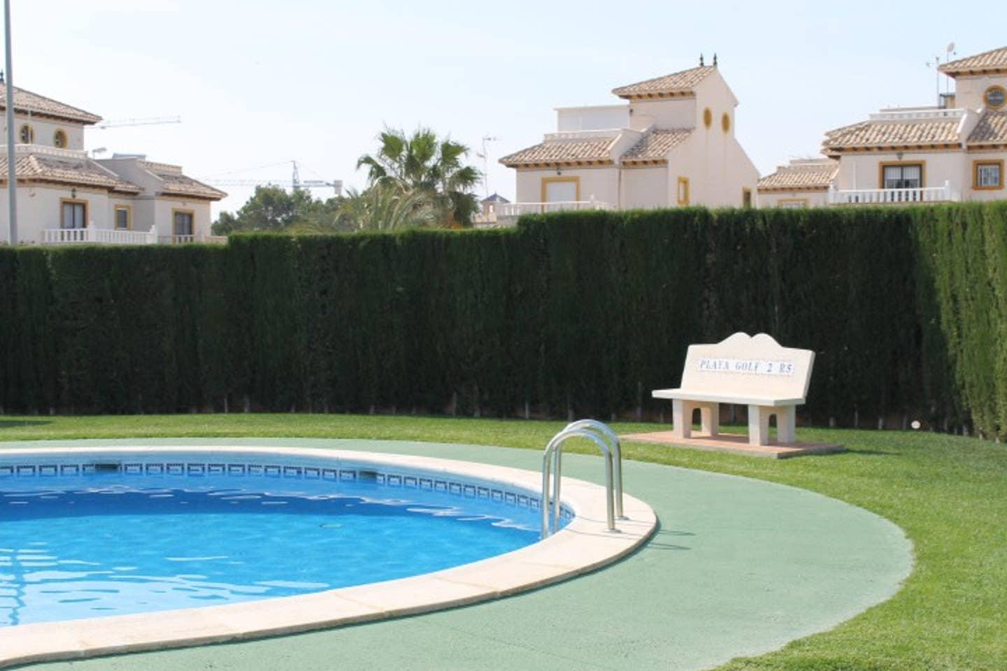 Playa Golf 1st floor apartment & com pool P248 photo 28557132