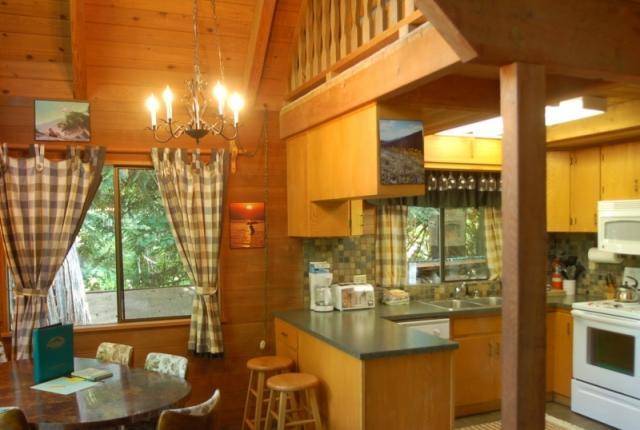 Mt. Baker Lodging Cabin #53 – HOT TUB, FIREPLACE, WIFI, D/W, W/D, SLEEPS-6! photo 60486