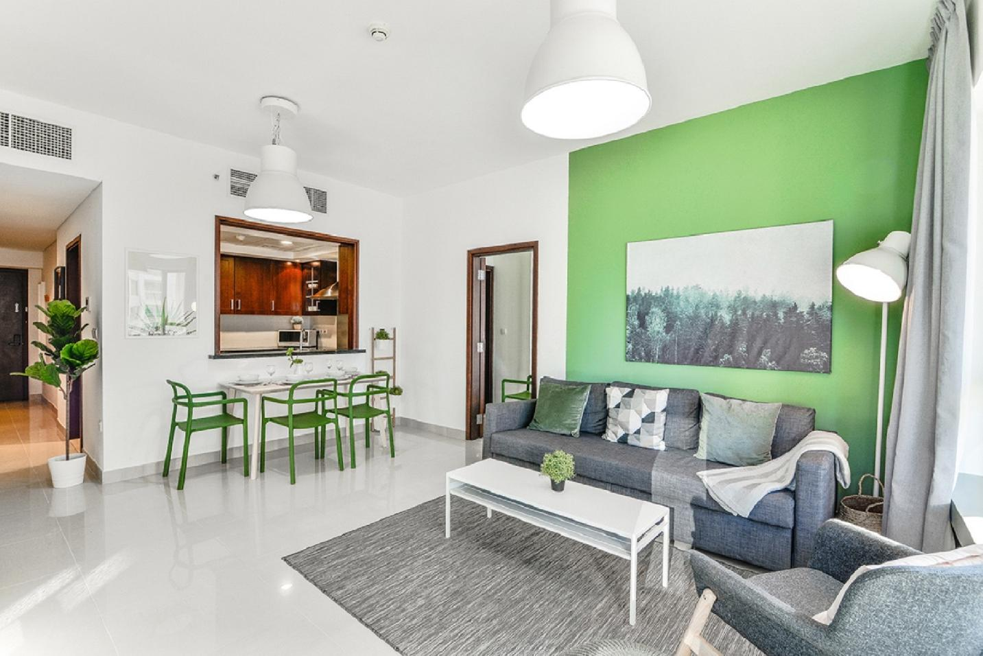 Apartment Evergreen  Ease by Emaar    Stylish One Bedroo    photo 31795409